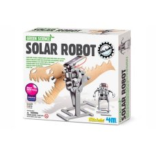 Robot solaire Green Science de 4M Kidz Lab