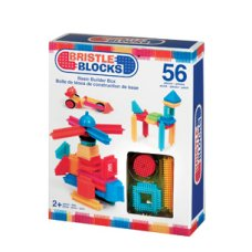 Bristle Blocks 56 blocs de poils