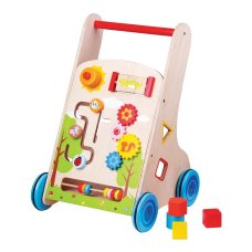 Nouveau Classic Toys Activities Push- Carriage 7 in 1