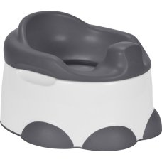 Bumbo Step'n Potty gris