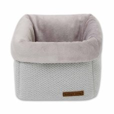 Baby's Only Commodemandje Classic Argent Gris