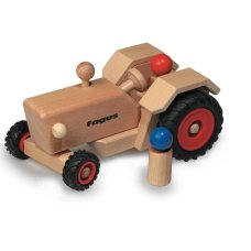 Fagus Wood Tractor