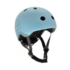 Scoot and Ride Casque S Steel