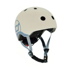 Scoot and Ride Casque XS Ash