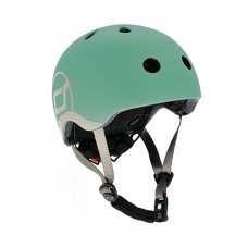 Scoot and Ride Casque XS Forest