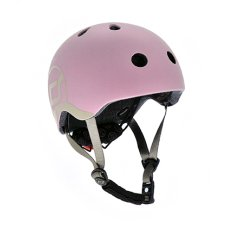 Scoot and Ride Casque XS Rose