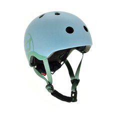 Scoot and Ride Casque XS Steel