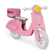 Janod Balance bike Scooter Mademoiselle Rose