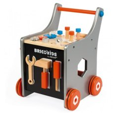 Janod Trolley Chariot à outils Bricokids