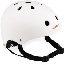 2nd chance - Casque enfant Janod Bikloon Blanc