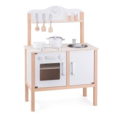 Nouveau Classic Toys Kids Kitchen White