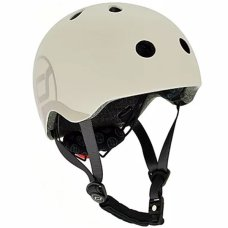 Scoot and Ride Casque S Ash