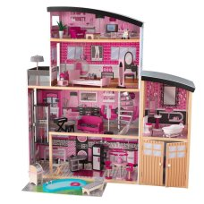 2ème chance - Kidkraft Sparkle Mansion Dollhouse