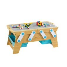 Kidkraft table de rangement Blocs