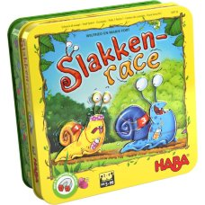 Haba Game Course d'escargots