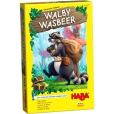Haba Game Walby Raccoon