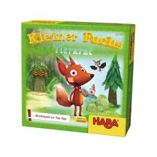 Haba jeu Little Fox Animal Doctor
