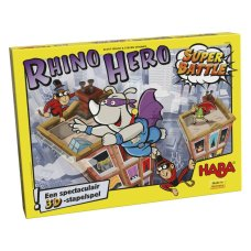 Haba jeu Rhino Hero Super Battle