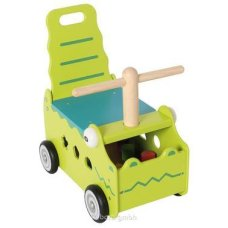 Je suis Toy Walker Sort Crocodile