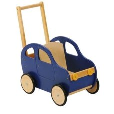 Playwood Carriage Car Blue
