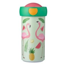 Coupe scolaire Campus 300 ml Flamant tropical