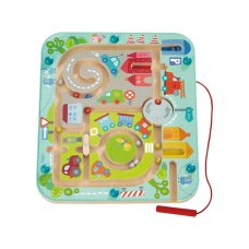 Haba Magnetic play City labyrinthe