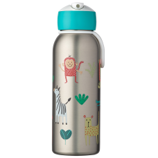 Mepal Bouteille isotherme Flip-Up Campus 350ml Animal Friends