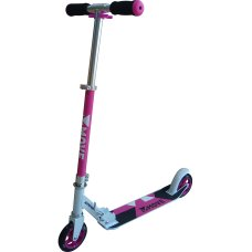 Move scooter pliant roues 125mm rose