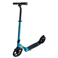 Move scooter pliant roues 200mm bleu Deluxe