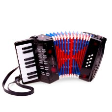 Nouveau Classic Toys Accordion Black