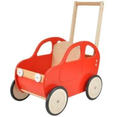 Playwood Carriage Car Rouge