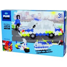 Plus-Plus Basic 480 pièces 3in1 / police