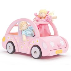 Le Toy Van Dollhouse La voiture de Sophie