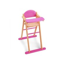 Pintoy High Doll Chair