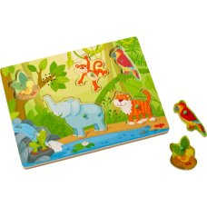 Haba Sound Puzzle dans la jungle