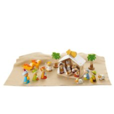 Sevi Christmas Manger Set