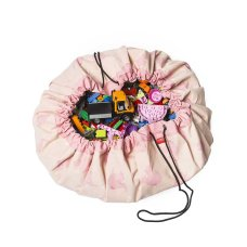 Sac de rangement Play & Go Play Dress Pink Elephant