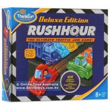 2e chance - ThinkFun Rush Hour - Rushhour Deluxe