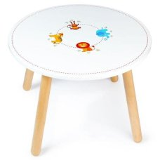 Table Jungle pour enfants Tidlo