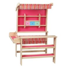 Playwood Wooden Store Pink (hors accessoires)