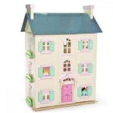 Le Toy Van Dollhouse Hall De Cerisiers