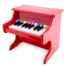 New Classic Toys Piano Red